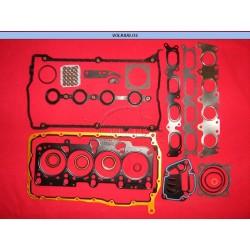 KIT EMPAQUES MOTOR ,A4 1.8 T,BE 1.8 T,SE-ALHAM. 1.8 T,SE-IB FR 1.8 T,SE-TO 1.8 20V,SE-LE 1.8 T.