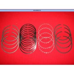 ANILLOS EN 20 (CROMADOS),VW SEDAN (VOCHO) 1.6 74-04,COMBI 1.6 74-87,BRASILIA TODOS.