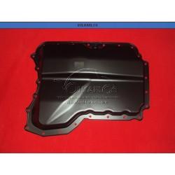 CARTER BANDEJA INFERIOR MOTOR (ACERO) BORA 2.5 LTS. 5 CIL., JETTA A6 2.5 LTS. 5 CIL