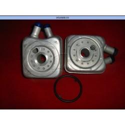 RADIADOR ACEITE C/LIGA SH, SEAT, COM 1.8, DER, A2/A3, CABRIO, EUR, A4/A5/BEETLE 2.0
