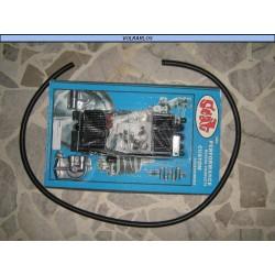 RADIADOR ACEITE EXT. COMPETENCIA (KIT) VW 1.6 74-04