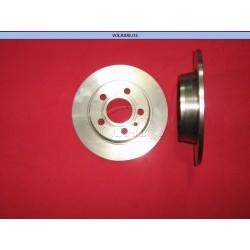 DISCO TRASERO SOLIDO SHARAN 1.8 TURBO (02-04), SEAT ALHAMBRA 1.8 TURBO (02-04)