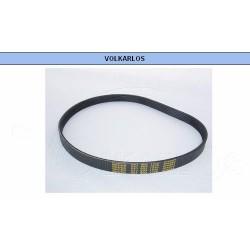BANDA ALT. S/A 6PK 894 PAS 16V 93-98, A3 93-99, COM 1.8 88-92, DER 95-05