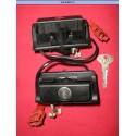 CHAPA TRASERA ELECTRICA CABRIO 96-98