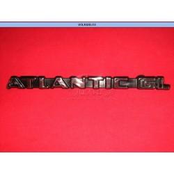 """EMBLEMA """"ATLANTIC GL"""" ATL"""