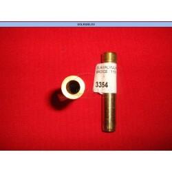 GUIA VALVULA ADM. BRONCE COMBI 1.5 1.6 70-87, BRASILIA (TODOS),  VW 1.5 1.6 69-92