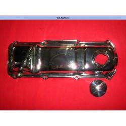 TAPA PUNTERIAS CROMADA C/TAPON CAR-ATL (TODOS LOS MODELOS) COM 1.8 (88-01) JETTA-GOLF A2 (87-92)